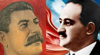 The Whole Azerbaijan envisaged by Stalin