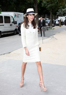 Best Dressed: Chanel Haute Couture Fall 2012