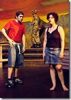 Review: References to Salvador Dali Make Me Hot (National Pastime Theater)