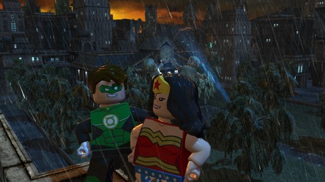 Lego Batman 2 PS3 Game Review