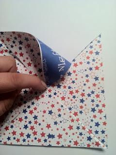 Frugal Fun - Patriotic Pinwheels