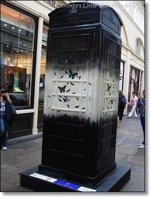 Outdoors Telephone Boxes Art Gallery