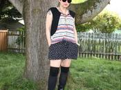 Outfit Post: Aztec Polka