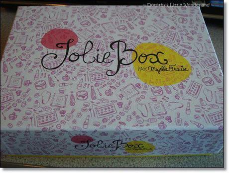 Happy birthday, Jolie Box