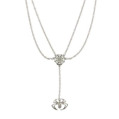 13814Spiderman Necklace of the Day