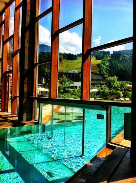 Falkensteiner Hotel and Spa Carinzia pool