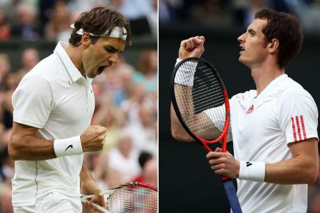 Wimbledon Mens Final 2012 – Federer vs Murray