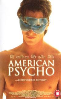 american pyscho essay American psycho essay the text is from the movie american psycho, a movie released in 2000 based on the 1991 novel of the same name by bret easton ellis.