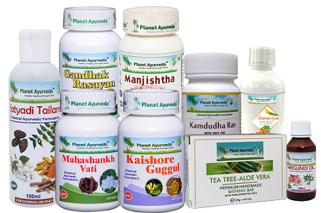 Skin Cancer in Dogs and Ayurvedic Treatment