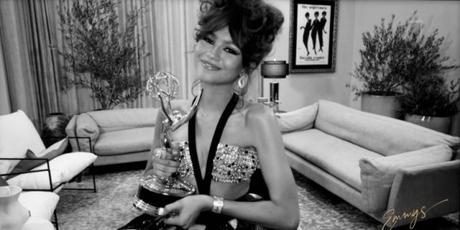 Zendaya Makes Emmy History & Looked Good Doing It!