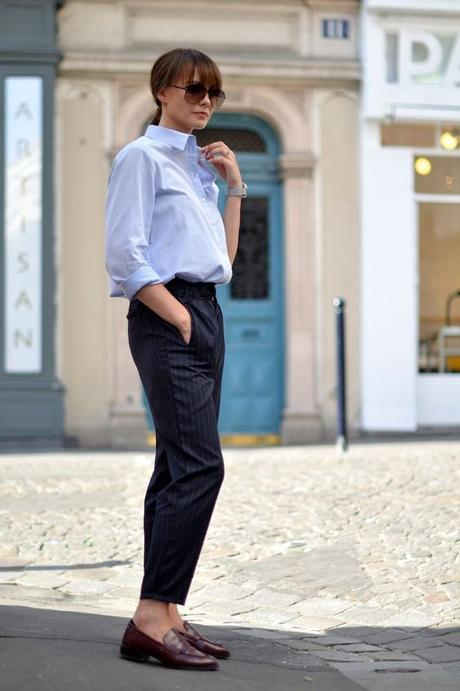 Loafers for Formal Look