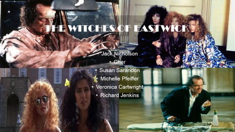 ABC Film Challenge – 80s – W – The Witches of Eastwick (1987) Movie Review