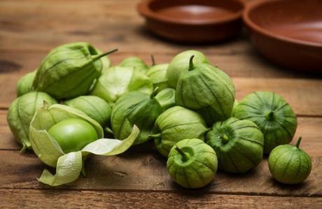 Tomatillo Salsa Verde (Green Salsa)