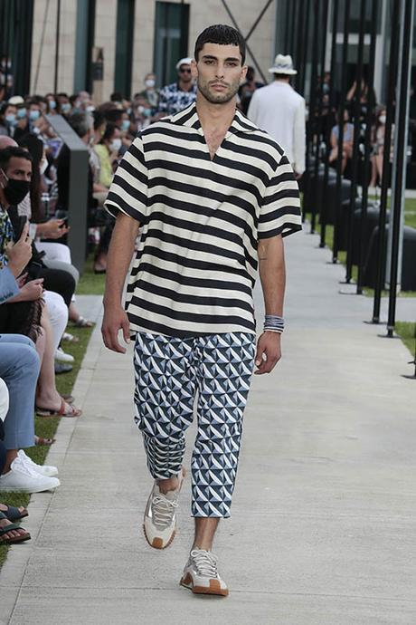 The Dolce & Gabbana Spring 2021 Menswear Collection in Review