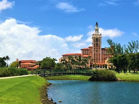 The Biltmore Hotel Miami Says Yes to Intimate Weddings