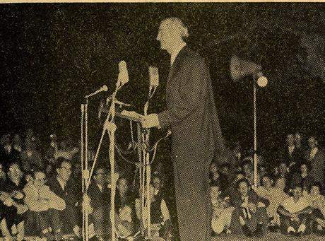 Pauling, Kennedy and Khrushchev: Public Interactions