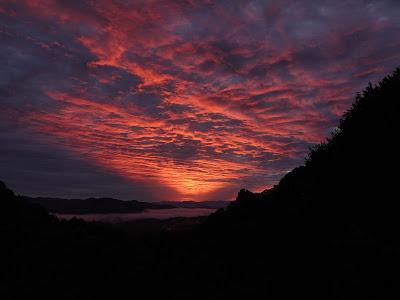 Red Sky at Morning