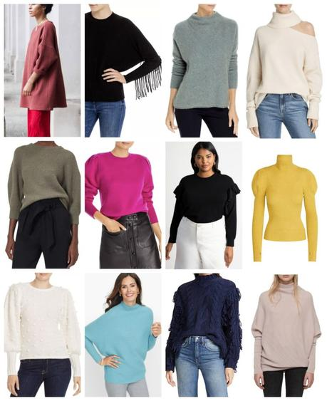 Sweater Weather Must-Haves