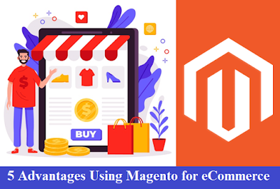 Top 5 Advantages Using Magento for eCommerce Development