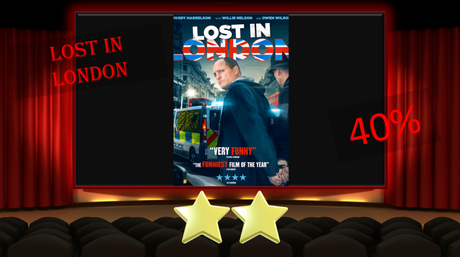 Lost in London (2017) Movie Review