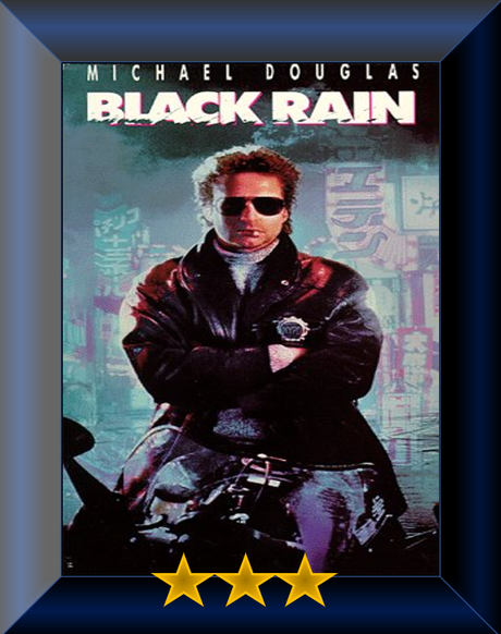 ABC Film Challenge – 80s Movies – Y – Black Rain (1989) Movie Review