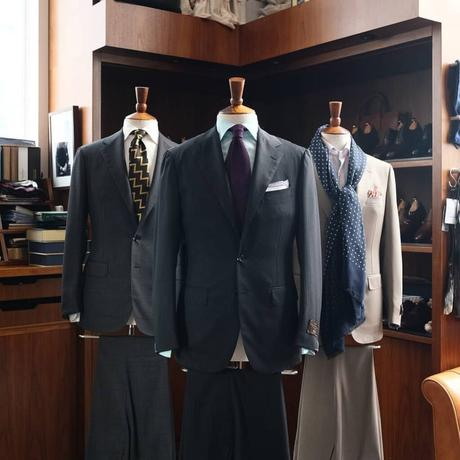 Where To Shop For A Suit