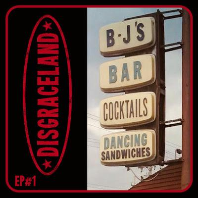 Disgraceland - Three For One