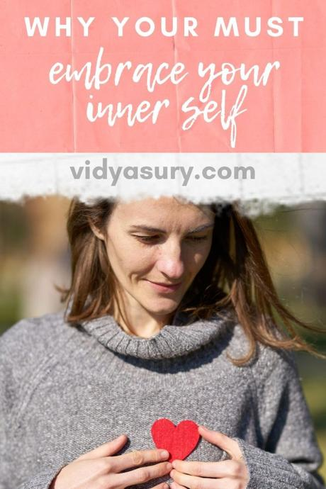 Why you should embrace your inner self