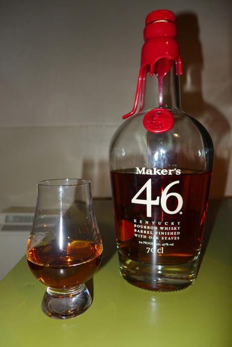 Tasting Notes:  Maker's Mark: Makers 46