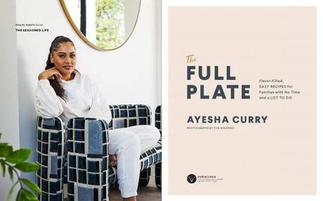 """Ayesha Curry Celebrates The Release Of Her New Cookbook """"The Full Plate"""""""