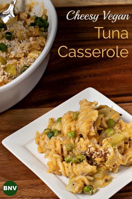 vegan tuna casserole