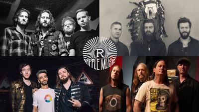 RIPPLE MUSIC welcome new bands Starified, Appalooza, Jakethehawk and Thunder Horse to their roster for the release of new albums in 2021!