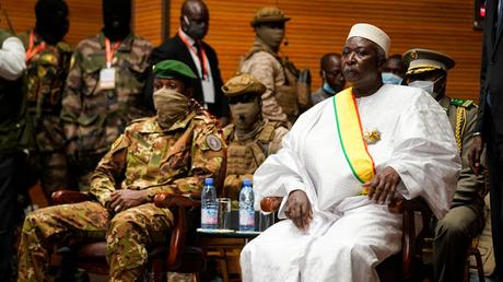 Bah Ndaw  has become the  President of Mali  ~ a country that was once so rich !!