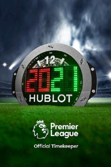 Premier League's Official Timekeeper is Hublot