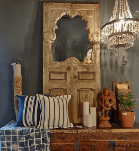 Photoessay: Travel inspired home decor