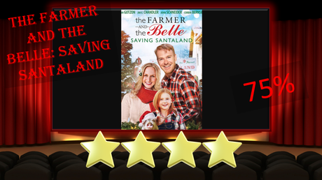 The Farmer and the Belle: Saving Santaland (2020) Movie Review