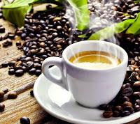 Image: Cup of Coffe and Coffee beans, by Free-Photos on Pixabay title=