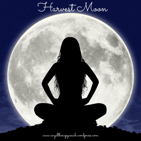 October starts with the full moon on the first. And we wi...