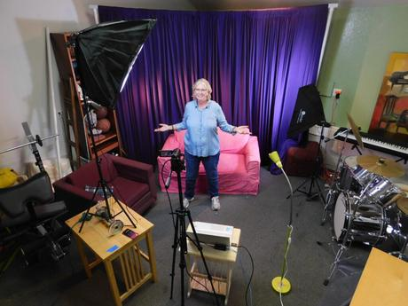 Master of Ceremony At-Home Studio