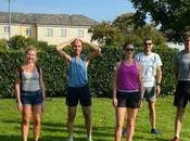 Team Completes 100-mile, Five-day with Food