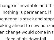 Change Inevitable