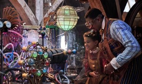 "Netflix Releases Magical ""Jingle Jangle"" Trailer"