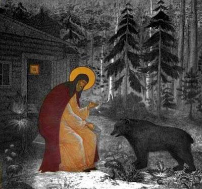 St Sergius of Radonezh