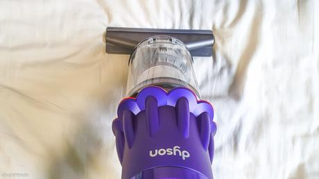 My trusted helper {Review of Dyson Digital Slim Fluffy Extra}
