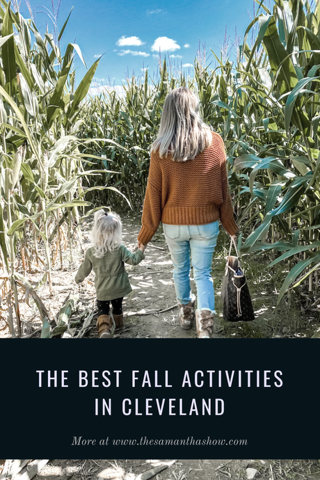 The BEST Fall Activities in Cleveland