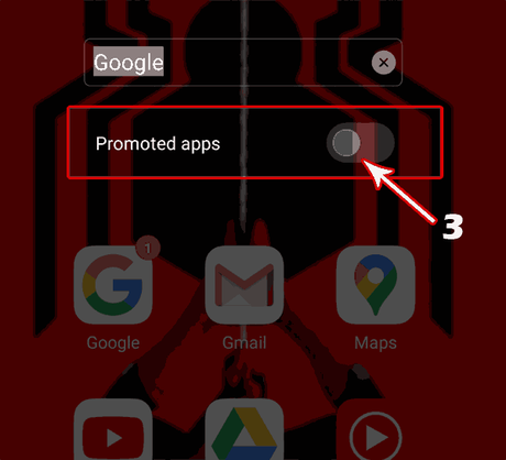 Stop seeing promoted ads xiaomi redmi