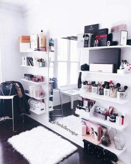 Makeup Room Ideas Paperblog