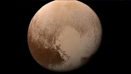 Pluto goes direct - The start of something new...