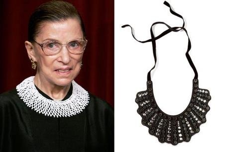 Banana Republic RBG Necklace Re-Released