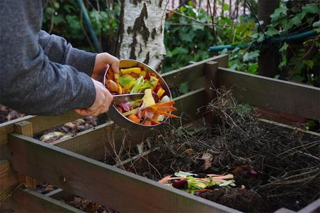 How to make compost in your backyard